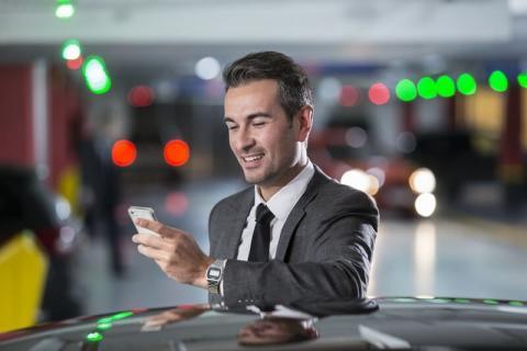 Interparking App